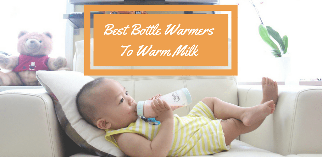 header image for best bottle warmers to warm milk