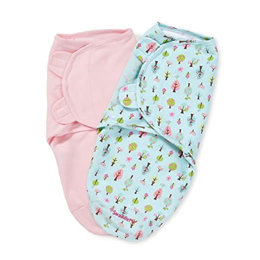 Summer Infant 2 Count Swaddleme Blanket