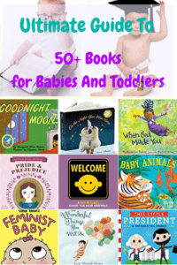 50 books for babies and toddlers