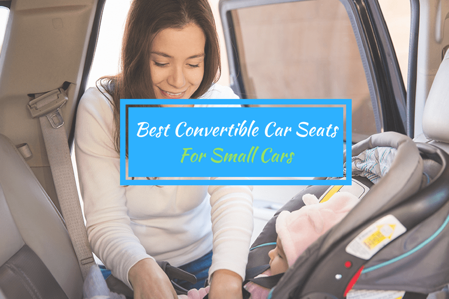 mom and car seat