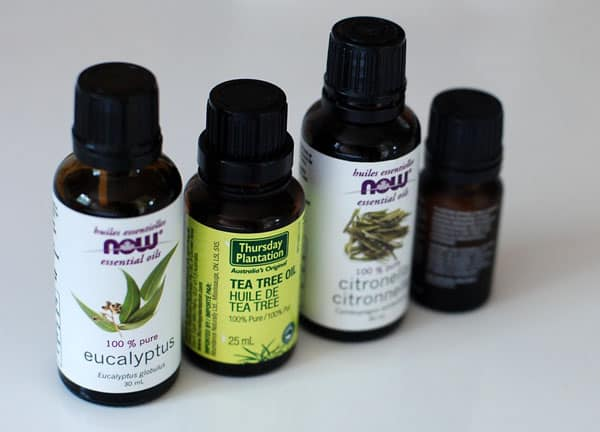 essential oils for c-section