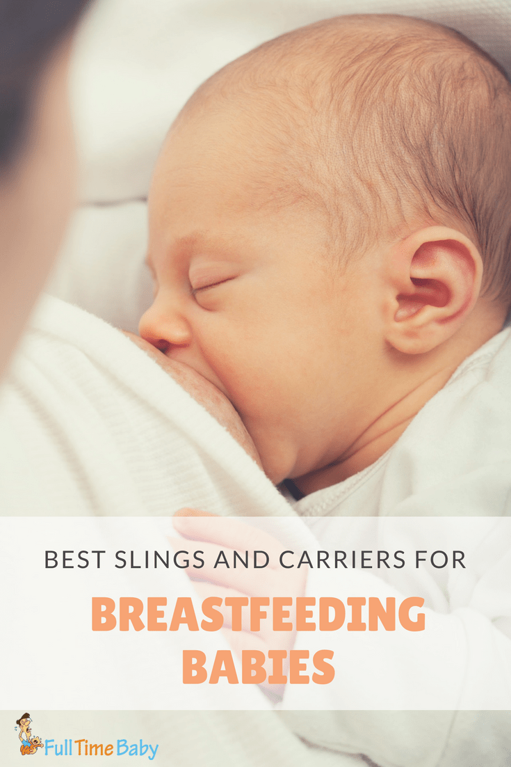 best slings and carriers for Breastfeeding
