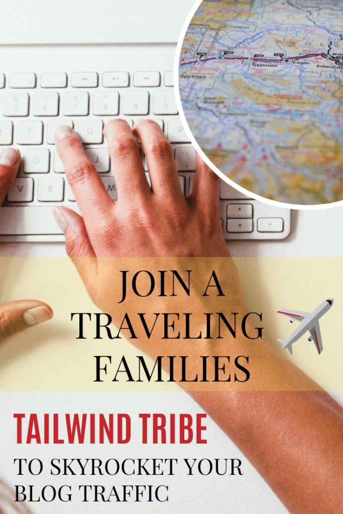 TravellingFamilies tribe pin