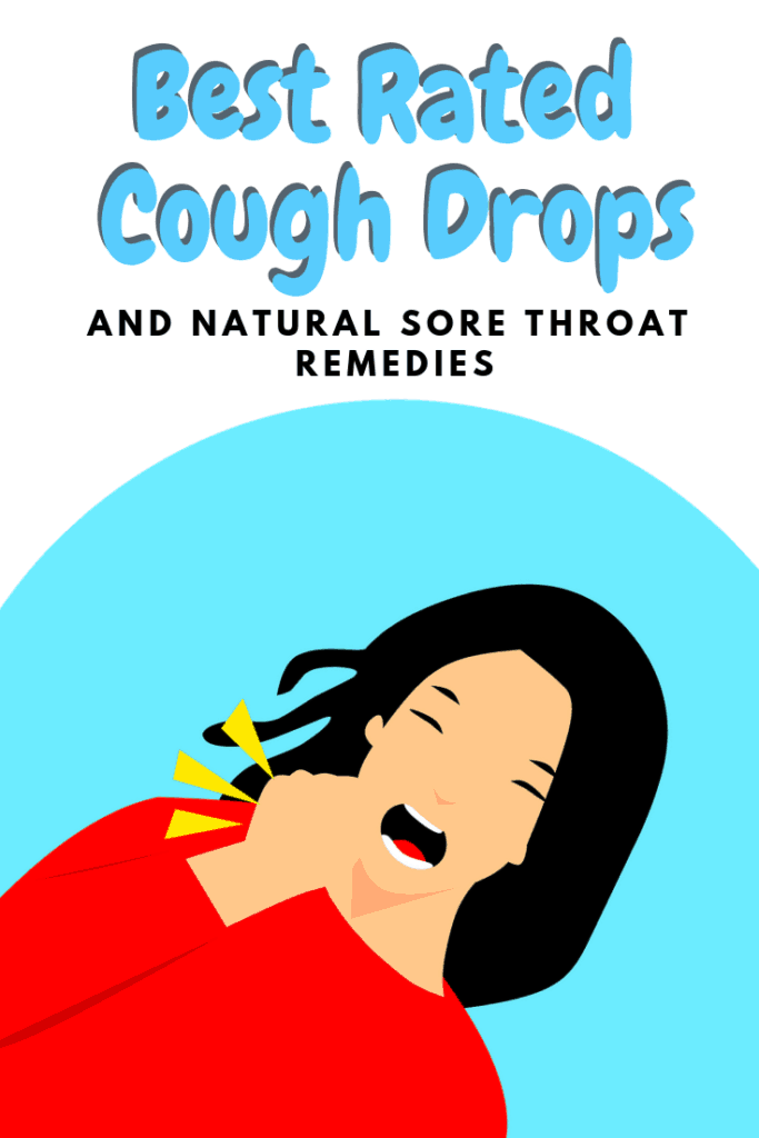 best coughdrops women coughing