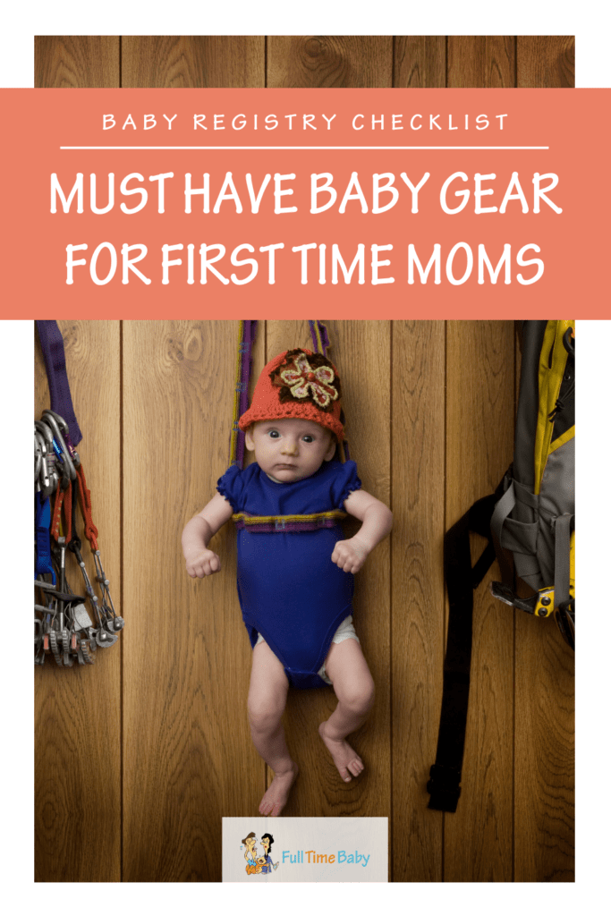 baby gear for first time moms