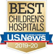 US News Best Children's Hospital